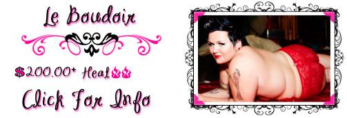 Boudoir Photography Banner
