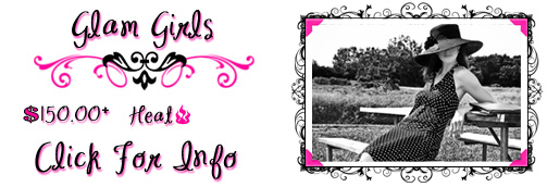 Glam Girls Session Banner