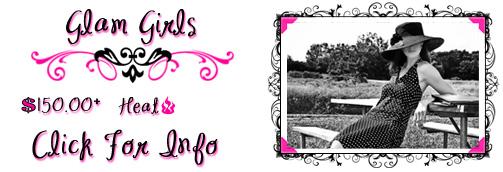 Glam Girls Session Banner