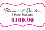Black Friday Glamour and Boudoir Session Sale – Half Off Today Only!